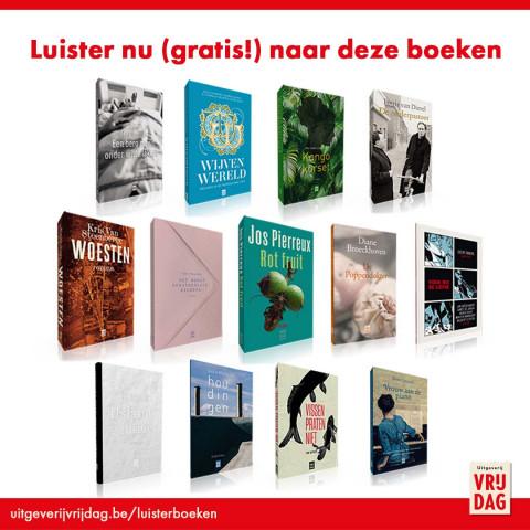 Covers boeken